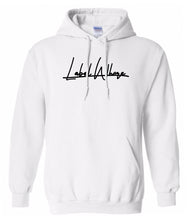 Load image into Gallery viewer, white label whore hoodie