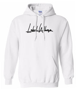 white label whore hoodie