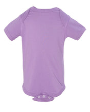 Load image into Gallery viewer, lavender onesie for babies