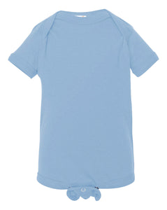 light blue onesie for babies