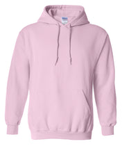 Load image into Gallery viewer, light pink pullover hoodie