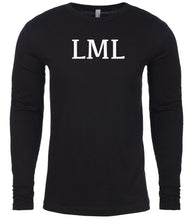 Load image into Gallery viewer, black lml mens long sleeve shirt