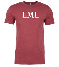 Load image into Gallery viewer, cardinal lml mens crewneck t shirt
