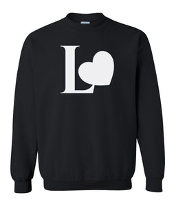 Black Love couples valentines day sweatshirt