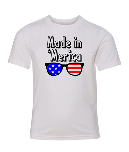 made in America youth-t-shirt