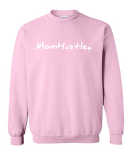 Load image into Gallery viewer, pink mom hustle sweatshirt