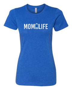 mom life women's t-shirt