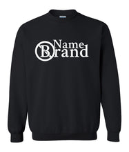 Load image into Gallery viewer, black name brand sweatshirt