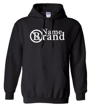 Load image into Gallery viewer, name brand black pullover hoodie