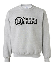 Load image into Gallery viewer, grey name brand sweatshirt