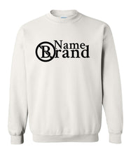 Load image into Gallery viewer, white name brand sweatshirt