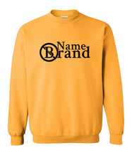 Load image into Gallery viewer, yellow name brand sweatshirt