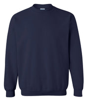 Load image into Gallery viewer, navy crewneck sweatshirt