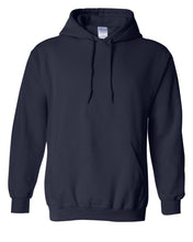 Load image into Gallery viewer, navy pullover hoodie