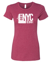 Load image into Gallery viewer, cardinal NYC women's t-shirt
