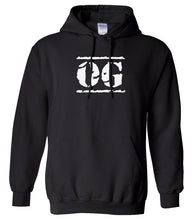 Load image into Gallery viewer, black og mens pullover hoodie