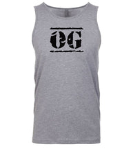 Load image into Gallery viewer, grey og mens tank top