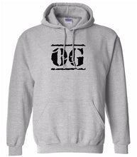 Load image into Gallery viewer, grey og mens pullover hoodie