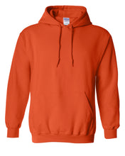 Load image into Gallery viewer, orange pullover hoodie