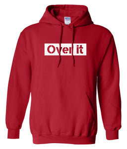 red over it hoodie