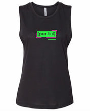Load image into Gallery viewer, florescent green perfect neon streetwear tank top for women