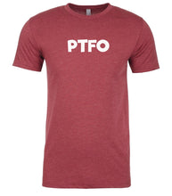 Load image into Gallery viewer, cardinal ptfo mens crewneck t shirt