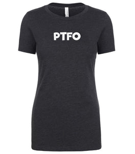 charcoal ptfo womens crewneck t shirt