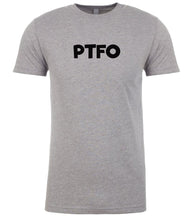 Load image into Gallery viewer, grey ptfo mens crewneck t shirt