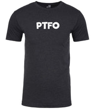 Load image into Gallery viewer, charcoal ptfo mens crewneck t shirt