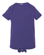 Load image into Gallery viewer, purple onesie for babies