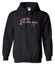 Load image into Gallery viewer, black queen ager hoodie