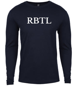 navy rbtl mens long sleeve shirt