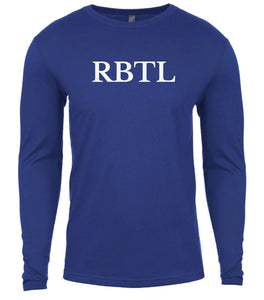 blue rbtl mens long sleeve shirt