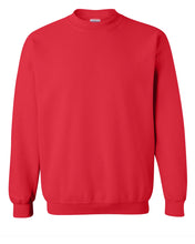 Load image into Gallery viewer, red crewneck sweatshirt