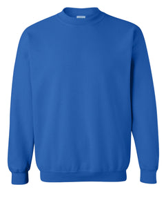 royal blue crewneck sweatshirt