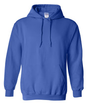 Load image into Gallery viewer, royal blue pullover hoodie