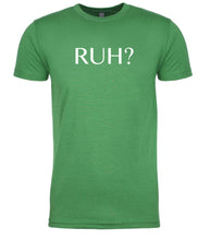 Load image into Gallery viewer, green ruh mens crewneck t shirt