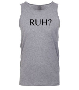grey ruh mens tank top
