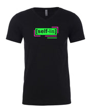Load image into Gallery viewer, neon green florescent selfless men's streetwear t shirt