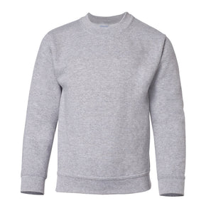 grey youth crewneck sweatshirt