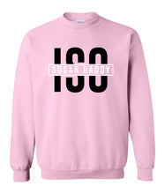 Load image into Gallery viewer, pink sugar daddy sweatshirt
