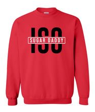 Load image into Gallery viewer, red sugar daddy sweatshirt