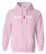 Load image into Gallery viewer, pink swipe right hoodie