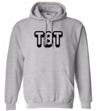 Load image into Gallery viewer, grey tbt mens pullover hoodie