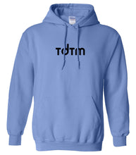 Load image into Gallery viewer, blue tdtm mens pullover hoodie