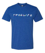 Load image into Gallery viewer, royal thug life crewneck t shirt