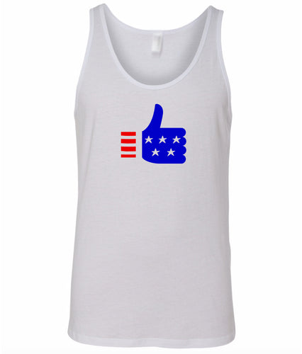 thumbs up tank top