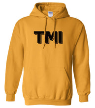 Load image into Gallery viewer, yellow tmi mens pullover hoodie