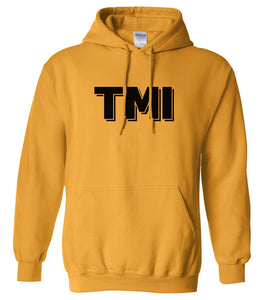 yellow tmi mens pullover hoodie