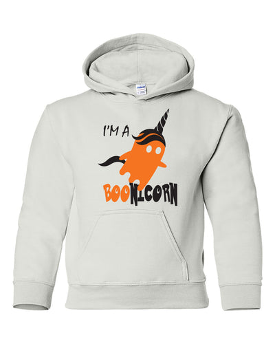 boonicorn halloween youth hoodie